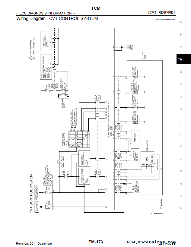 2010 Nissan Cube Engine Diagram