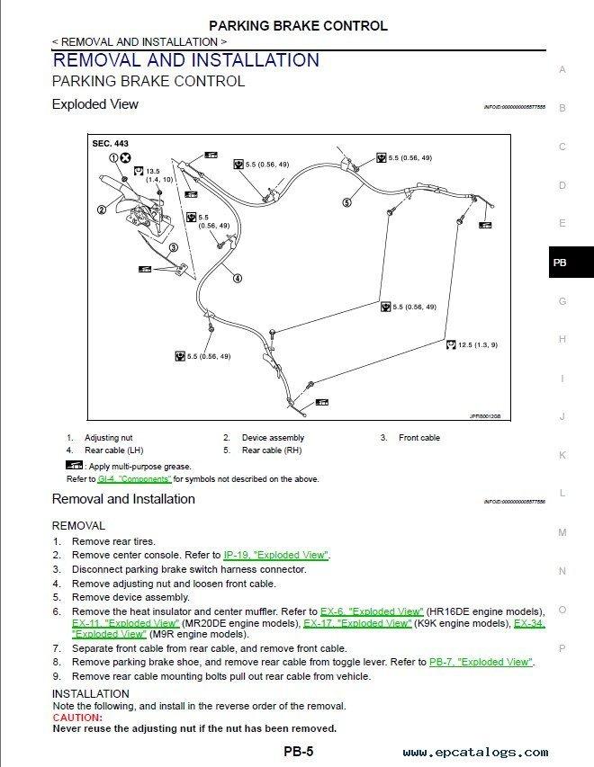 nissan qashqai service manual pdf