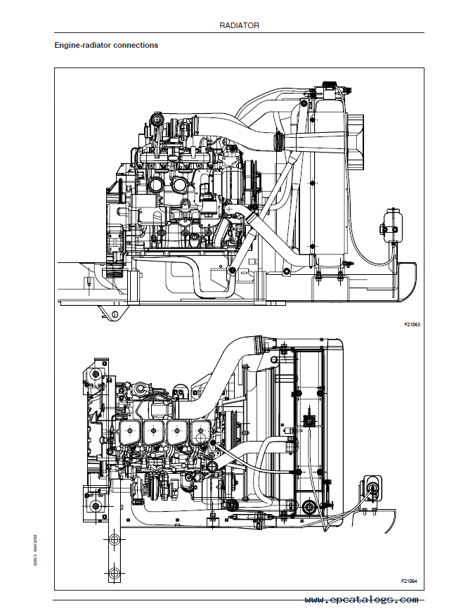 fiat kobelco e145w  u0026 e175w excavator workshop manual pdf