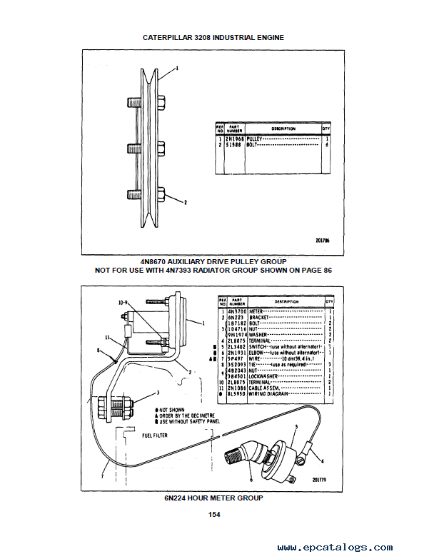 caterpillar 3208 caterpillar 3208 industrial & marine engines pdf manuals caterpillar 3208 marine engine wiring diagram at gsmx.co