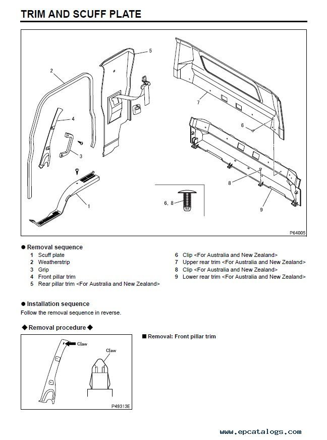 Mitsubishi Fuso Canter Eco Hybrid Repair Manuals Service Manuals on Mitsubishi Fuso Engine Wiring Diagrams