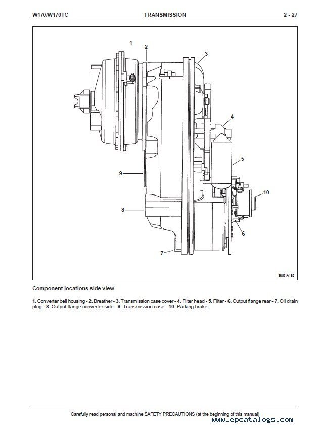 170 New Holland Service Manual New Holland L Wiring Diagram on