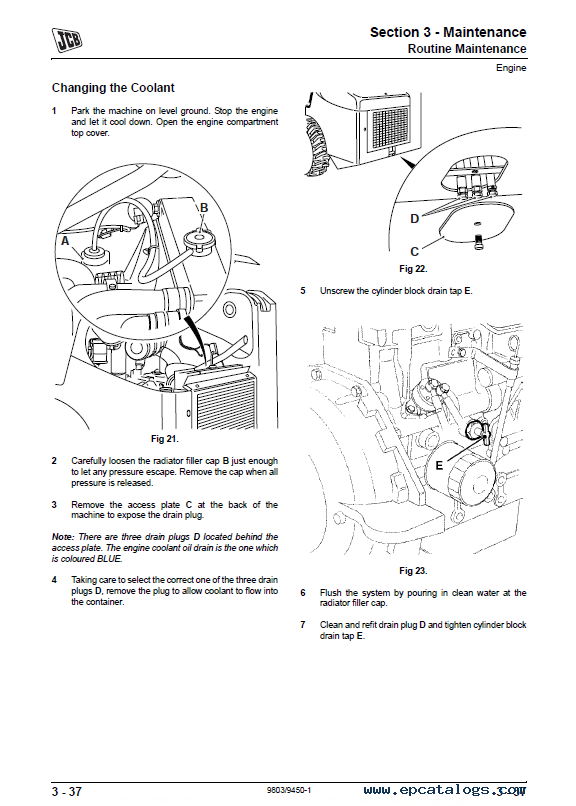 Bobcat Skid Steer Diagrams
