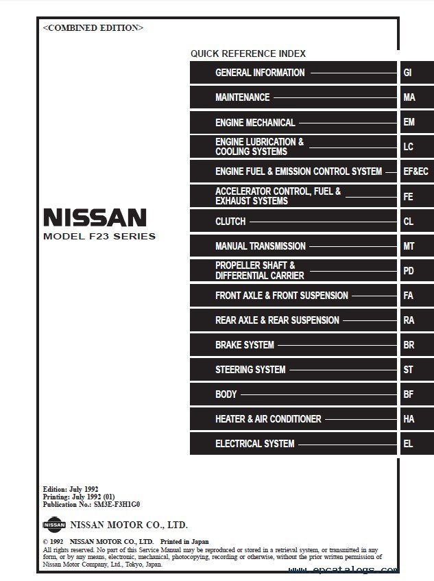 nissan cabstar f23 service manual pdf download rh epcatalogs com nissan cabstar nt400 manual nissan cabstar service manual