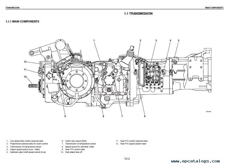 Deutz Agrotron 80 85 90 100 105 Mk3 Workshop Manual Pdf