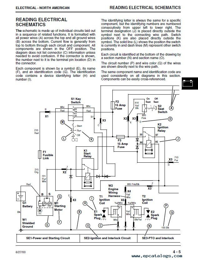john deere 4500 4600 4700 compact utility tractors tm1679 technical manual 4600 john deere tractor wiring diagram 4600 download wirning International Tractor Wiring Diagram at soozxer.org