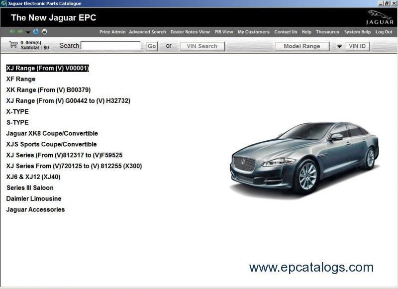 Jaguar X300 Service Kit