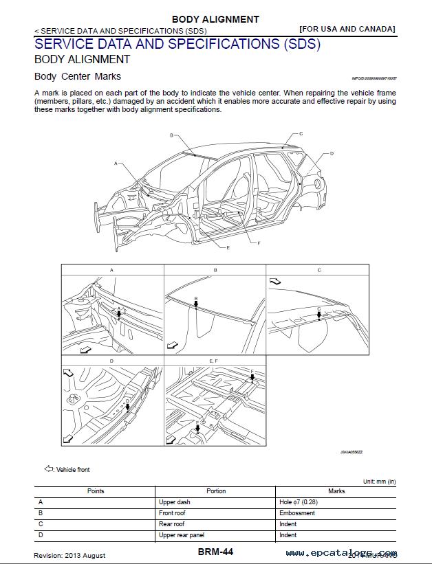 nissan murano model z51 series 2014 service manual pdf rh epcatalogs com 2013 murano service manual 2013 murano owners manual