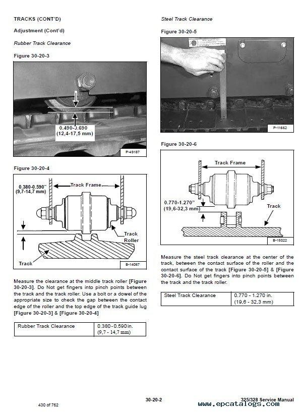 Bobcat Compact Excavator Service Manual Pdf
