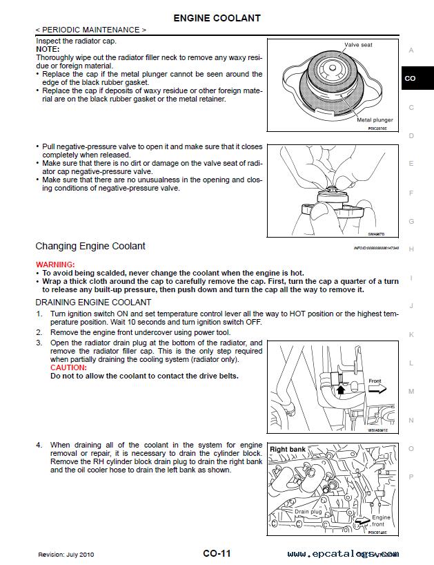 nissan armada service repair pdf