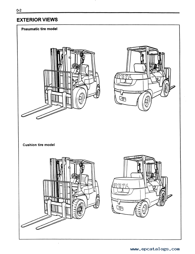 toyota 7fgu32 7fdu15 32 7fgcu20 32 forklifts repair manual pdf rh epcatalogs com Toyota Fork Lift Service Manual Parts Fork Toyota Manual 52 Lift 6Fgu30
