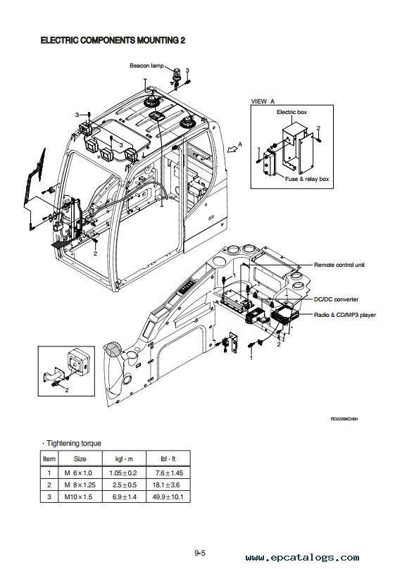 Hyundai Mp3 01 Wiring Diagram - Repairrepair Manual R220lc 9 India Crawler: Hyundai Xg300 Stereo Wiring Diagram At Daniellemon.com