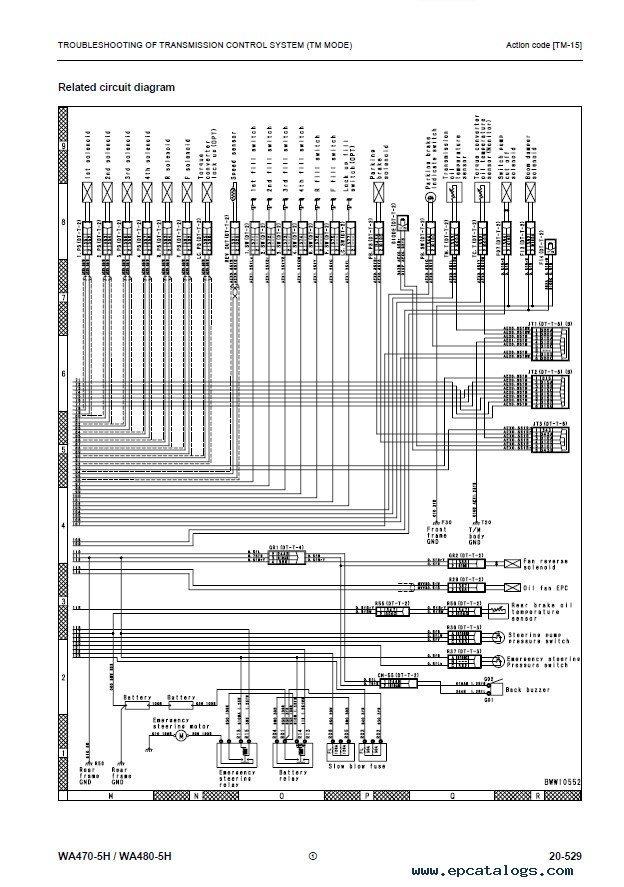 Komatsu Parts manual Online