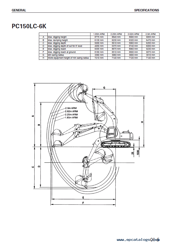 komatsu pc150 5 pc150 6k pc150lc 6k hydraulic excavators shop manuals pdf komatsu wiring diagram toyota wiring diagram \u2022 free wiring  at reclaimingppi.co