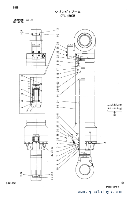 ford 1900 parts diagram