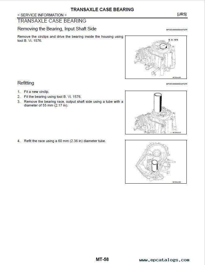 manual nissan micra k12