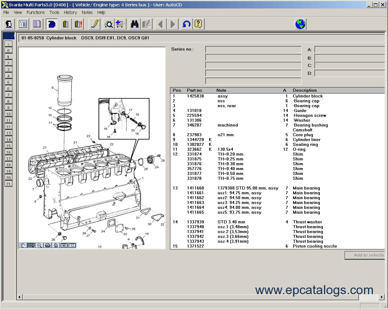 Enlarge spare parts catalog scania multi 2012 3 enlarge
