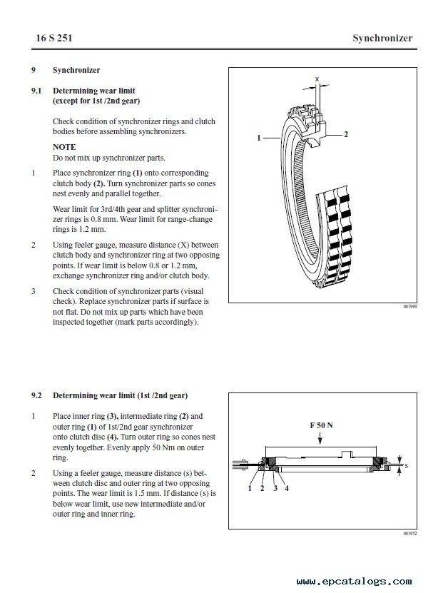 Zf 5hp19 Repair manual Pdf