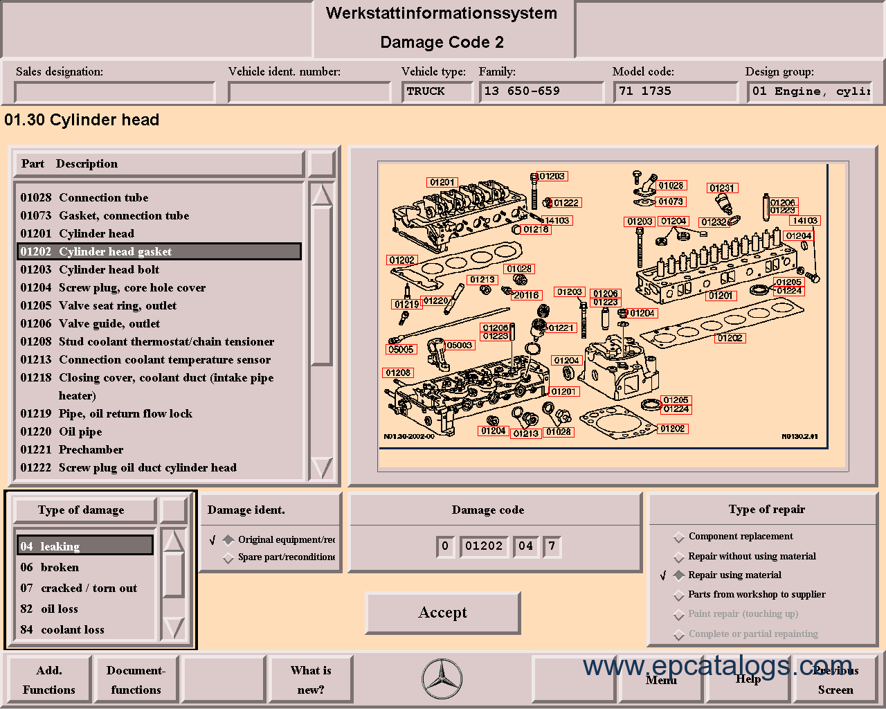 Mercedes Wis Asra Technical Information System