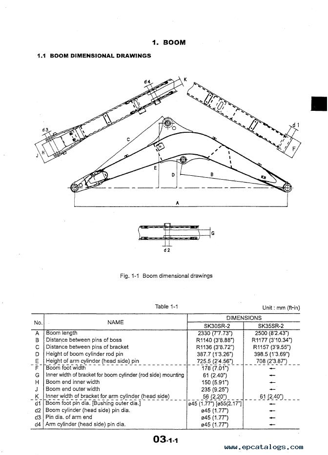 Kobelco sk30sr Manual