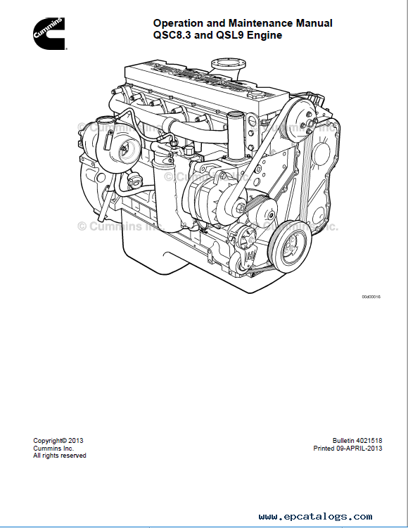 Cummins B 5 9 Service Manual