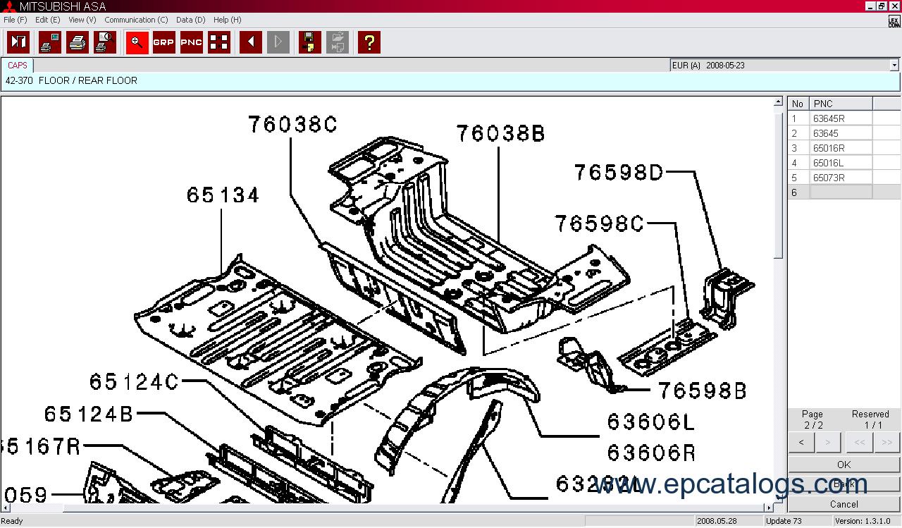 catalog epc ebay parts truck is s loading global image mitsubishi itm fuso