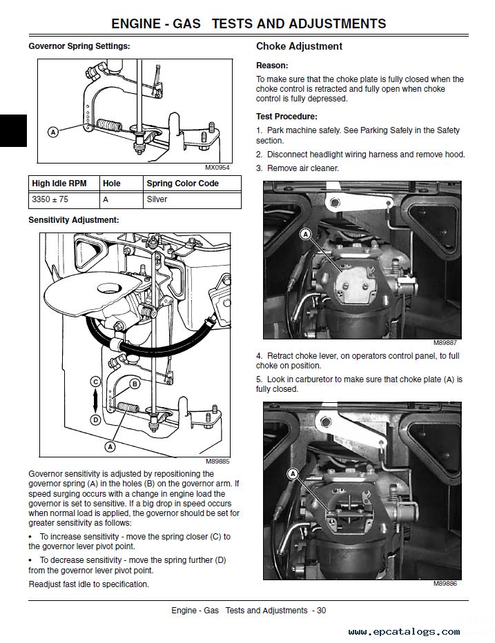 john deere lawn tractor g100 pdf technical manual tm2020 john deere lawn tractor g100 pdf technical manual tm2020 john deere g100 wiring diagram at suagrazia.org