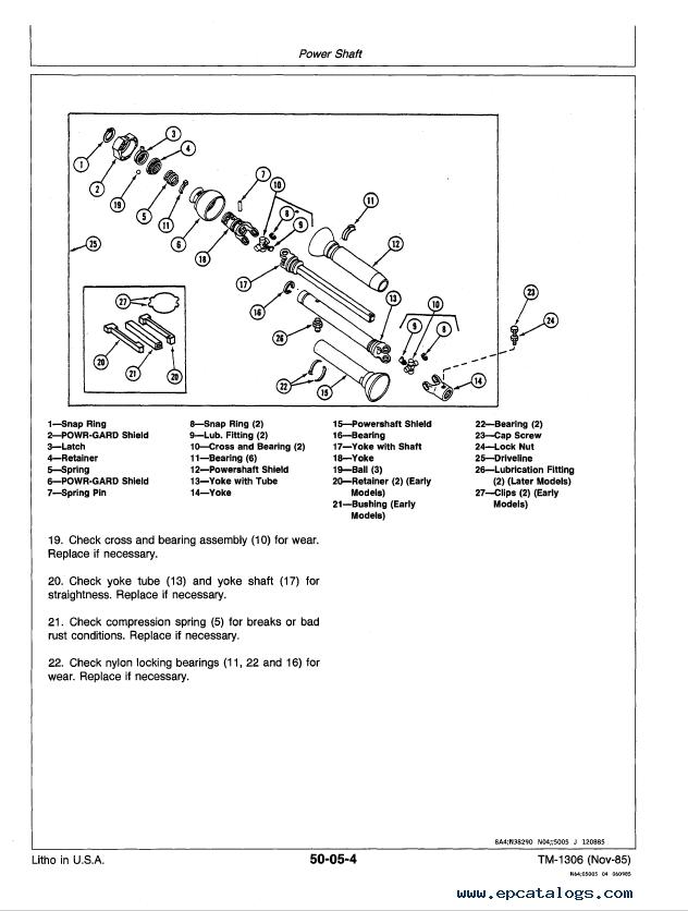 john deere 655 665 seeders  770 775 780 785 air drill pdf