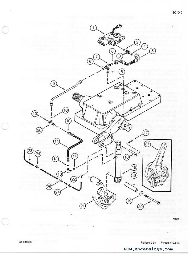 Ase Ih 7200 Series Magnum Tractors Service Manual Pdf