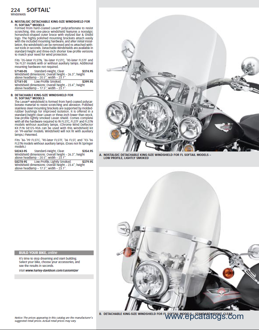 Harley Davidson Parts Catalog. Harley. Circuit Diagrams