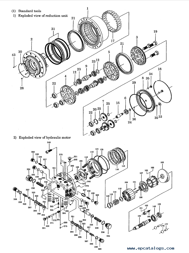 Kobelco Sk80msr 1e Hydraulic Excavator Shop Manual Pdf