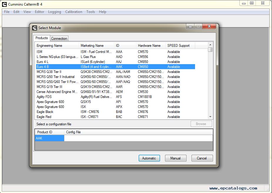 cummins engine software download free