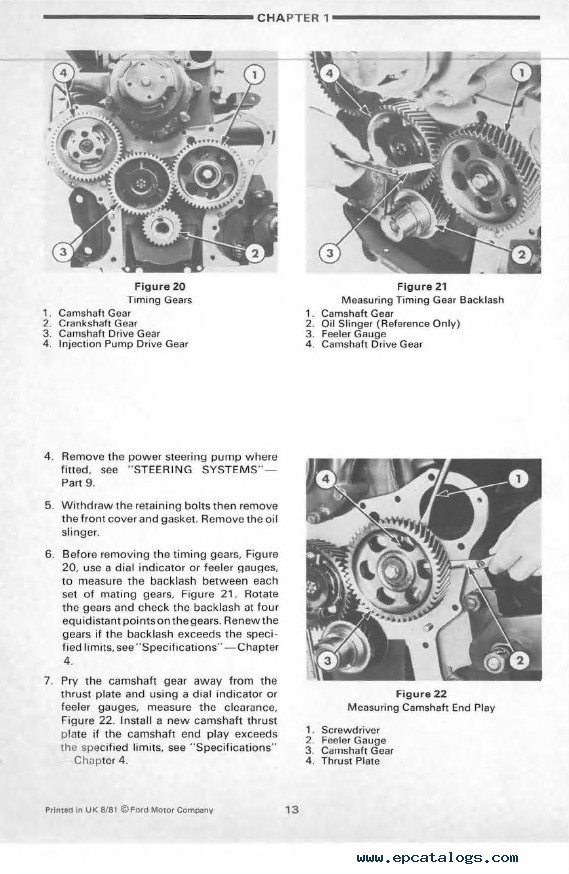 New Holland Ford Tractor Workshop Repair Service Manual Software on Ford 8210 Parts Diagram