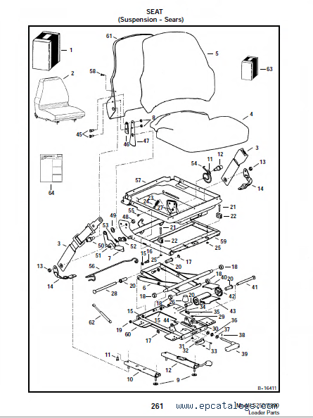 bobcat 250 parts schematic