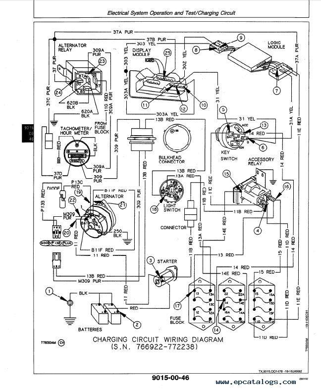 john deere 310c wiring diagram   30 wiring diagram images