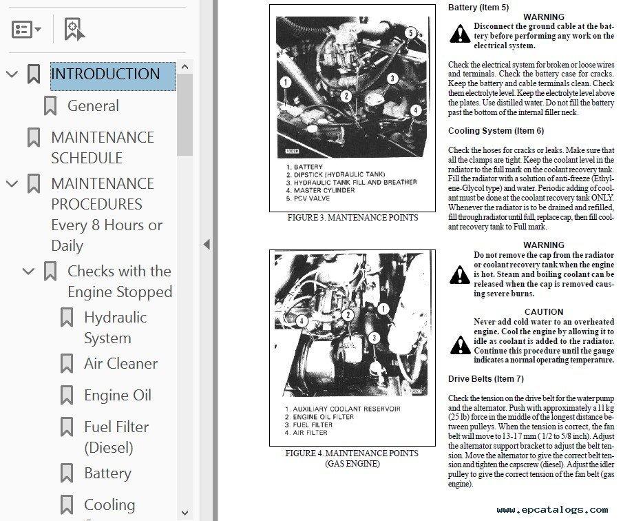 Hyster Challenger H40j  H50j  H60js Service Manual Pdf