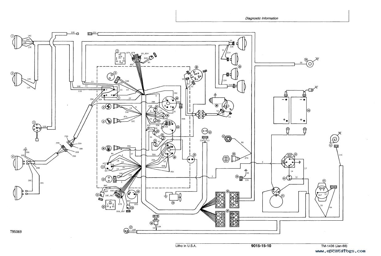 1967 buick skylark wiring diagram