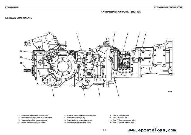 deutz agrotron 80    90    100    105 mk3 workshop manual pdf