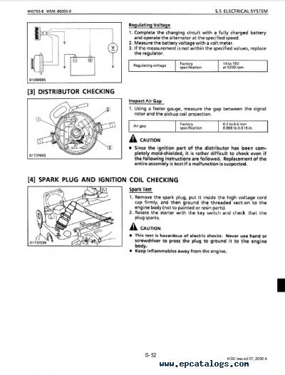 Wg600 Kubotum Engine Diagram