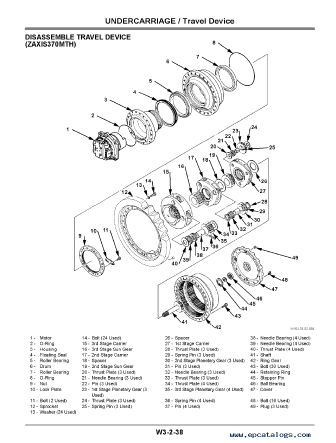 Poclain Hydraulic Motor Repair Manual
