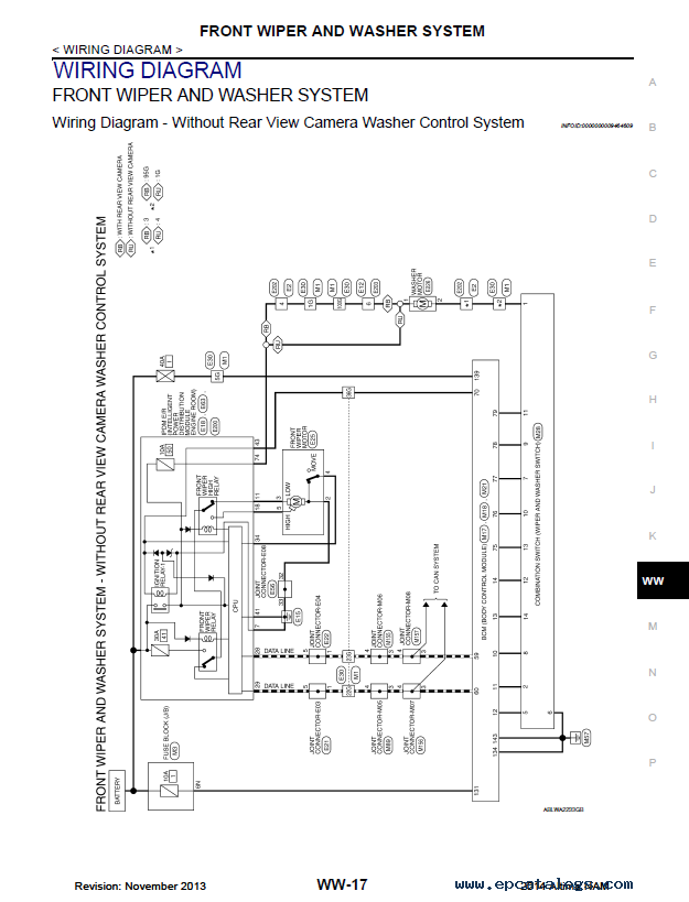 Nissan Altima Model L33 Series 2014 Service Manual Pdf