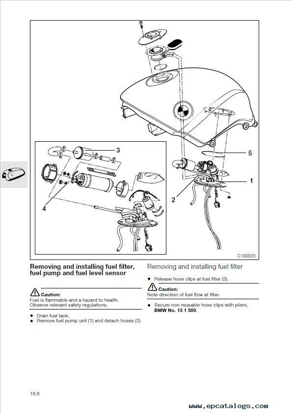 Bmw R 850 C  R 1200 C Motorcycle Repair Manual Pdf