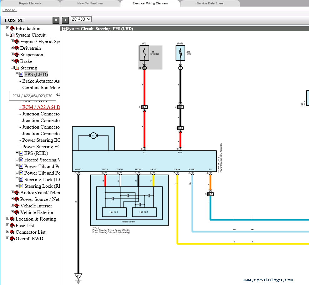 Lexus Is 3 Wiring Diagram