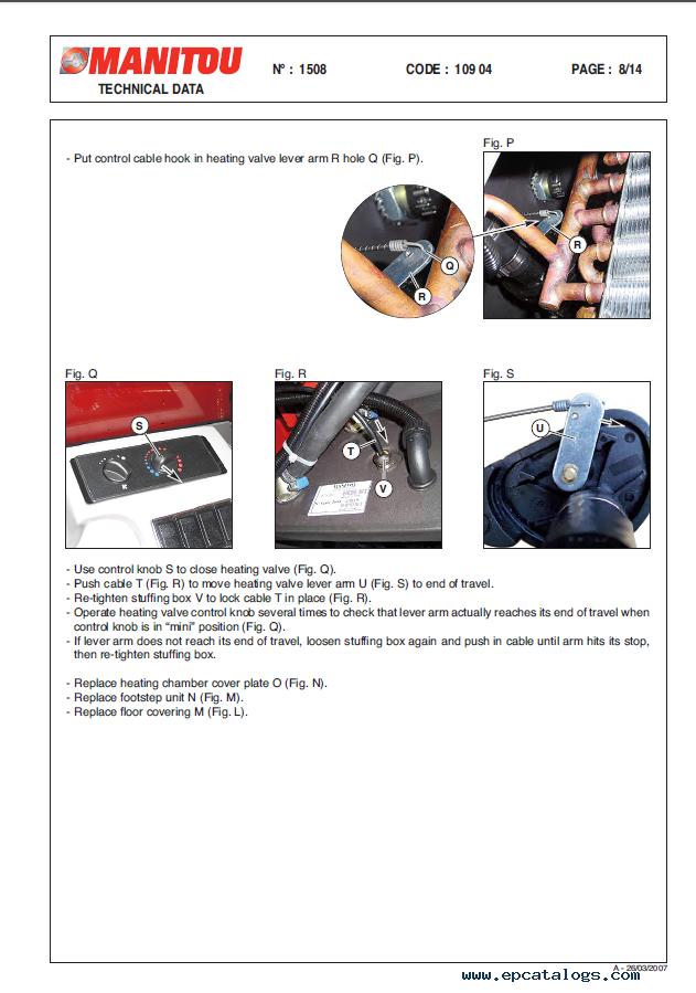 manitou mlt 731 turbo series b e2 service manual pdf rh epcatalogs com Manitou Telehandler Manitou MLT 625