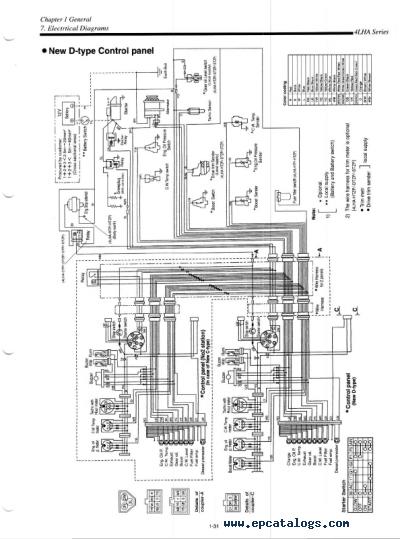 diesel engine ignition wiring