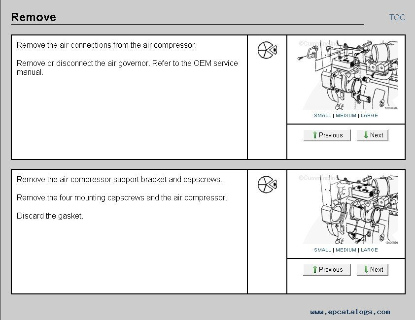 cummins engine signature isx qsx15 service manual download rh epcatalogs com QSX15 Logo Cummins QSX15 Parts