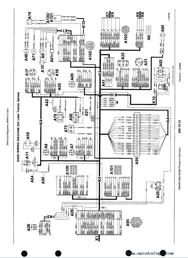 john deere tractors technical manual tm4446 pdf la115 wiring diagram on la115 download wirning diagrams john deere 5310 fuse box at soozxer.org