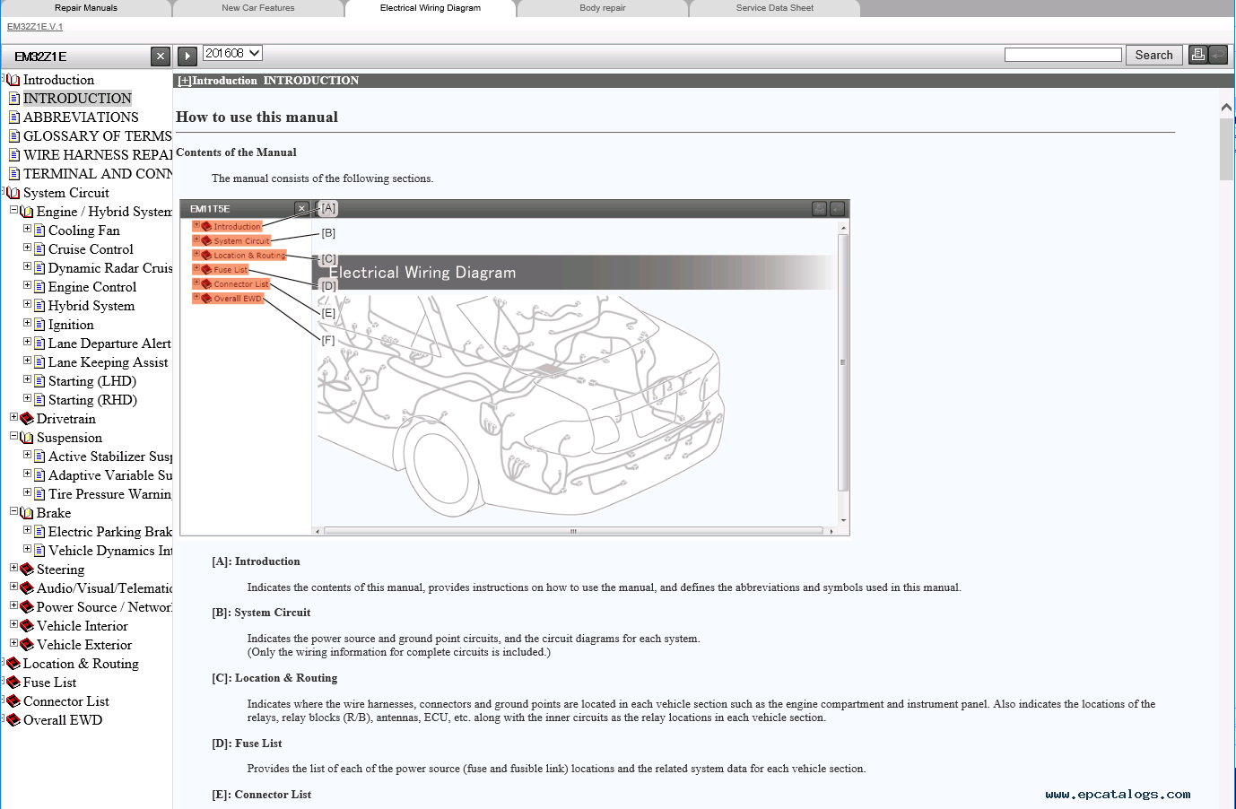 Lexus Rx450h Wiring Diagram Portal 1990 Ls400 Gyl25 Repair Manual 2015 Rh Epcatalogs Com Audio 1998 Lx470