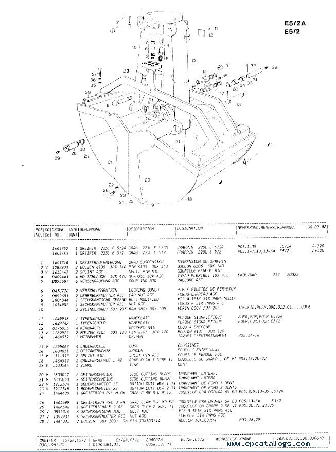 Terex Atlas cranes terex ts20 wiring diagram lull wiring diagrams, peterbilt wiring terex ts20 wiring diagram at arjmand.co