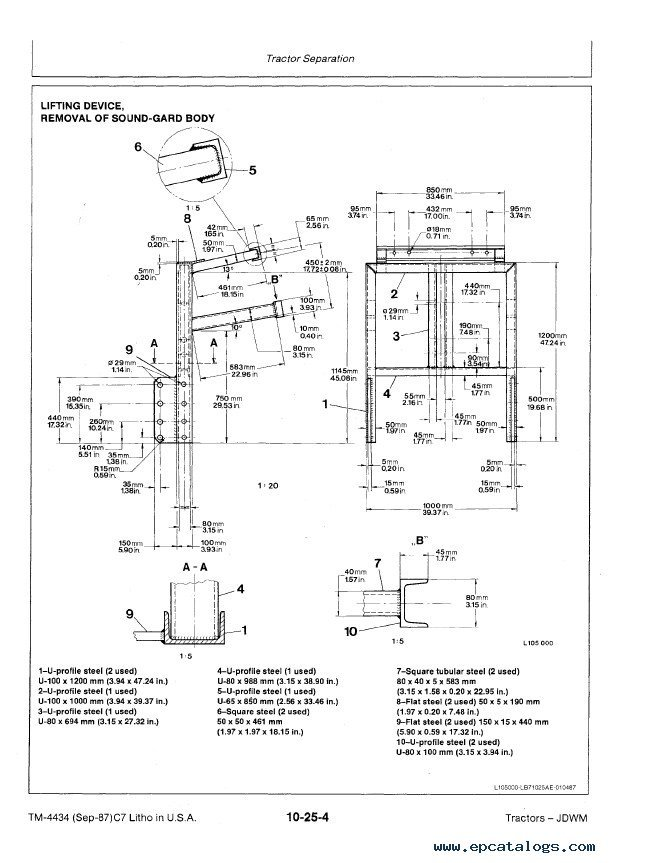 4630 ford tractor hydraulic diagram